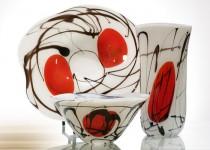 Utopija - vaza stiklo gaminiai