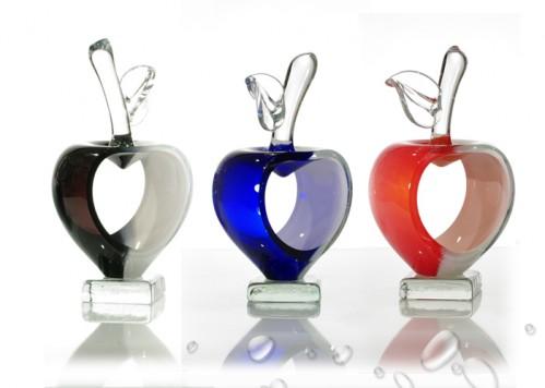 stiklo gaminiai Apples I