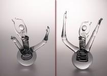Temptress stiklo gaminiai