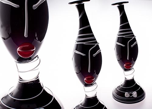stiklo gaminiai Lady III