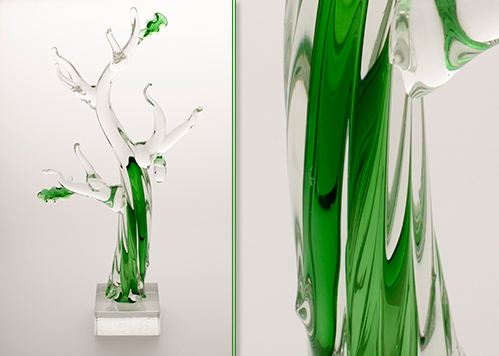 stiklo gaminiai Tree of life I