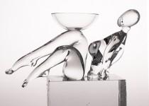 Woman III stiklo gaminiai