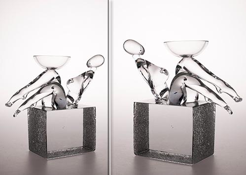 stiklo gaminiai Woman III