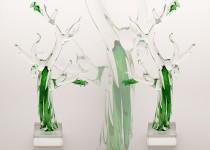 Tree of life I stiklo gaminiai