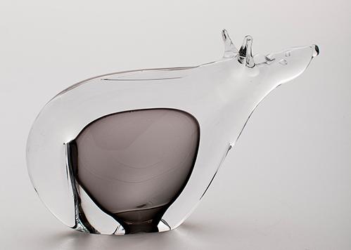 stiklo gaminiai Wolf I