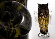 Pelėda II stiklo gaminiai