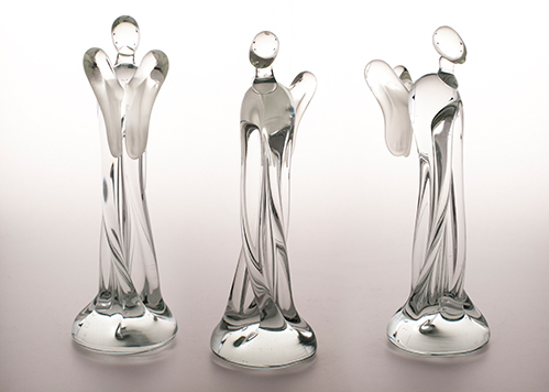 stiklo gaminiai Stylize angels I