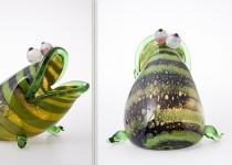 Frog III stiklo gaminiai