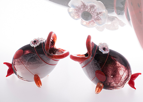 stiklo gaminiai Fish III