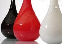 Carafe-goutte III stiklo gaminiai