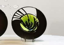 Plate - Break   stiklo gaminiai