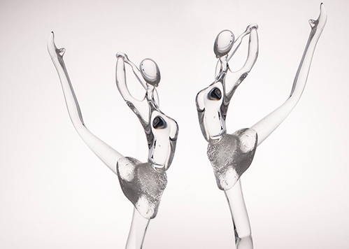 stiklo gaminiai Dancer III