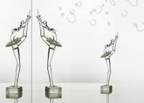 Balerina I stiklo gaminiai