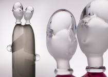 Together I stiklo gaminiai