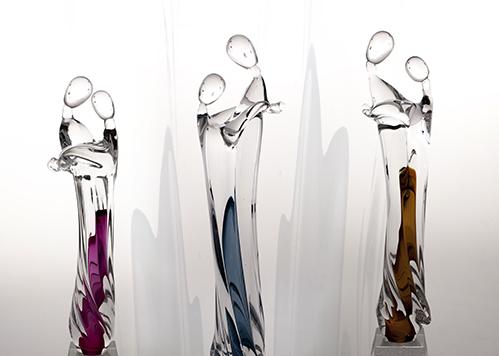 stiklo gaminiai Together II