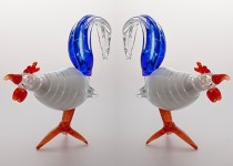 Cock II stiklo gaminiai