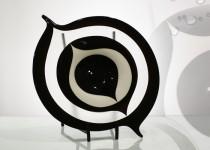 Silence - plate stiklo gaminiai