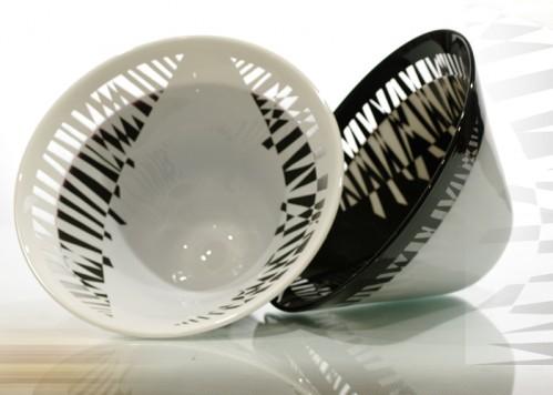 """stiklo gaminiai """"Mist""""-bowl"""