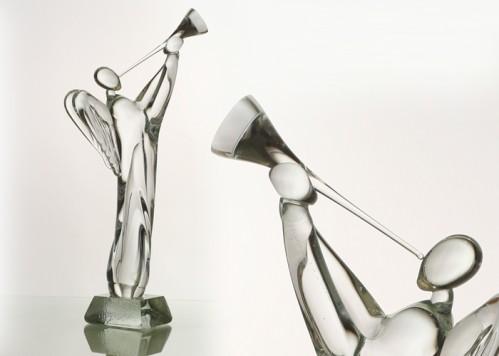 stiklo gaminiai Trumpeter