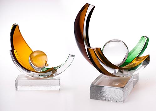 stiklo gaminiai Sphere IV