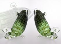 Frog II stiklo gaminiai