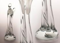 Stylize angels I stiklo gaminiai