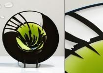 Lėkštė - Properša stiklo gaminiai