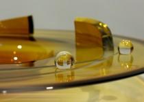 Plate - Motion stiklo gaminiai