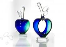 Apples I stiklo gaminiai