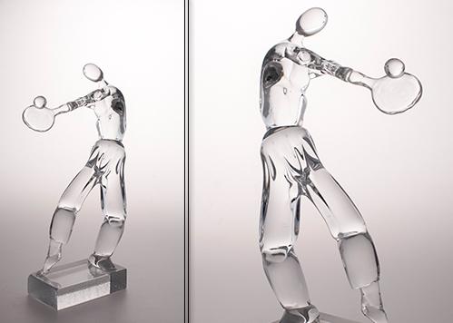 stiklo gaminiai Tennis-man I