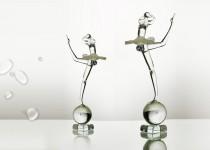 Ballerina II  stiklo gaminiai