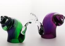 Snail stiklo gaminiai
