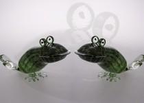 Frog I stiklo gaminiai