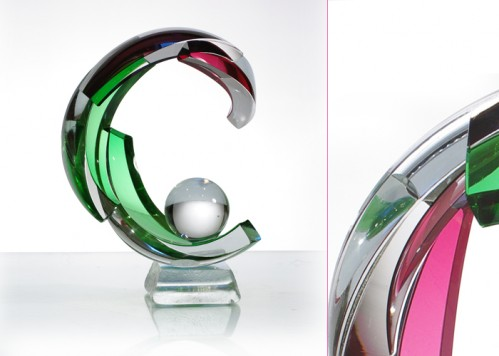stiklo gaminiai Sphere II