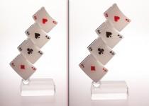 Pokeris stiklo gaminiai