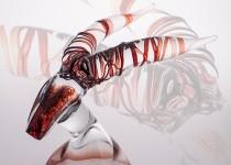 Gazelle stiklo gaminiai