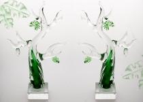 Gyvenimo medis II stiklo gaminiai