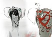 Dramblys stiklo gaminiai