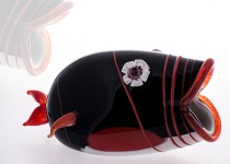 Fish V stiklo gaminiai