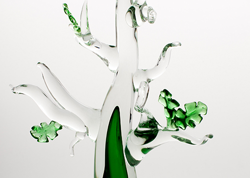 stiklo gaminiai Tree of life III