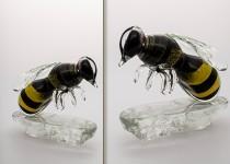 Bitė III stiklo gaminiai