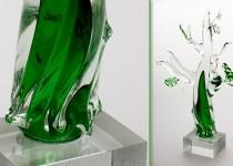 Tree of life III stiklo gaminiai