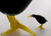 Crow II stiklo gaminiai