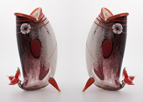 stiklo gaminiai Žuvis II