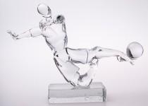 Futbolininkas VII stiklo gaminiai