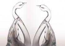 Swan I stiklo gaminiai