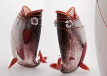 Žuvis II stiklo gaminiai
