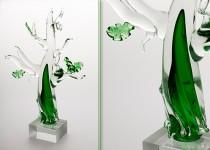 Gyvenimo medis III stiklo gaminiai