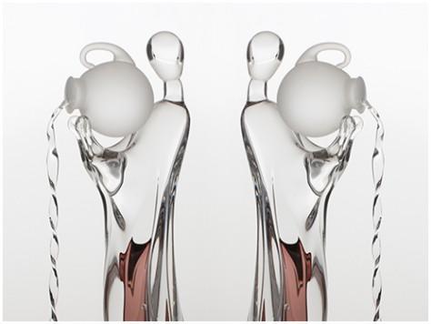 stiklo gaminiai Aquarius
