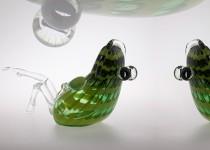 Frog IV stiklo gaminiai